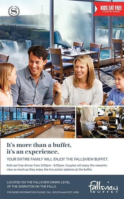 Fallsview Buffet
