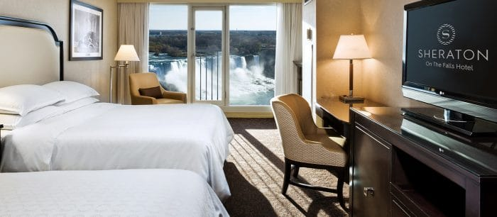 Sheraton on the Falls Fallsview Room